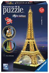 puzzle tour eiffel 3d ravensburger