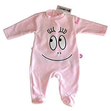 pyjama barbapapa bebe