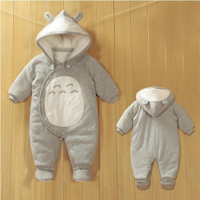 pyjama bébé totoro