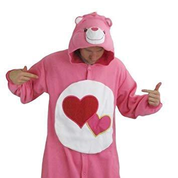 pyjama bisounours adulte