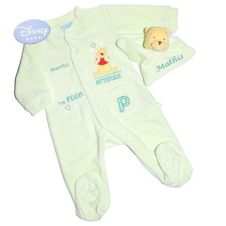 pyjama winnie l ourson bébé