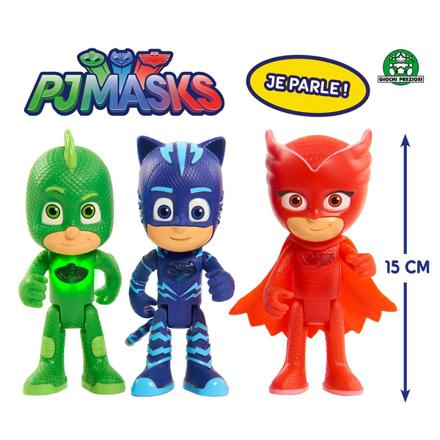 pyjamasques figurines