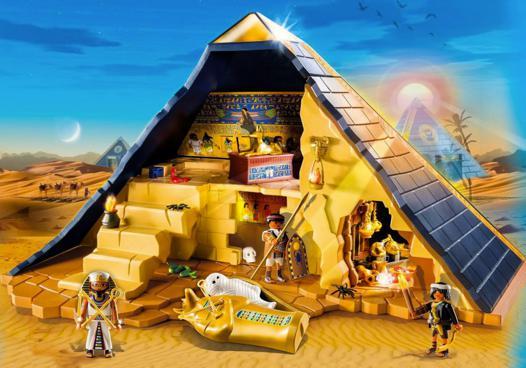 pyramide pharaon