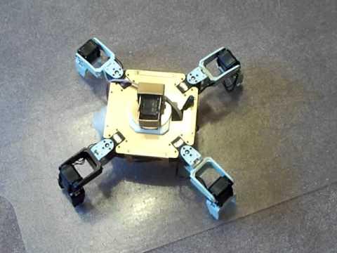 quad robot