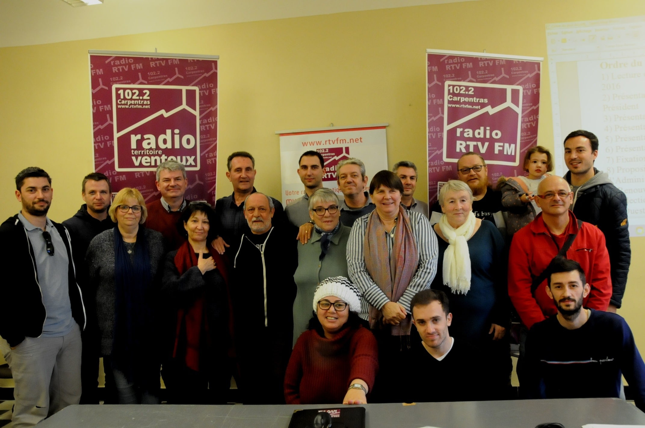 radio carpentras