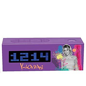 radio reveil violetta