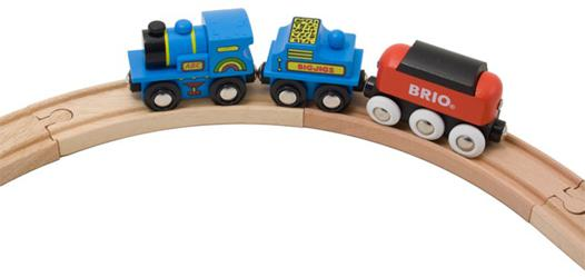 rail brio