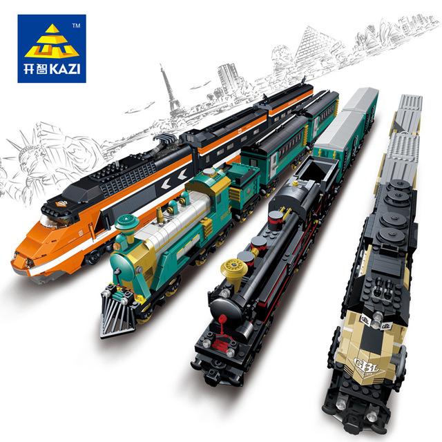 rail lego