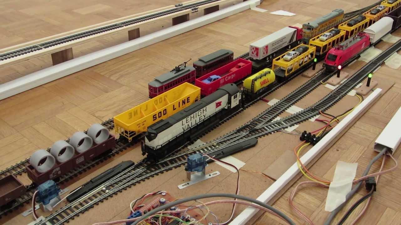 rail mehano