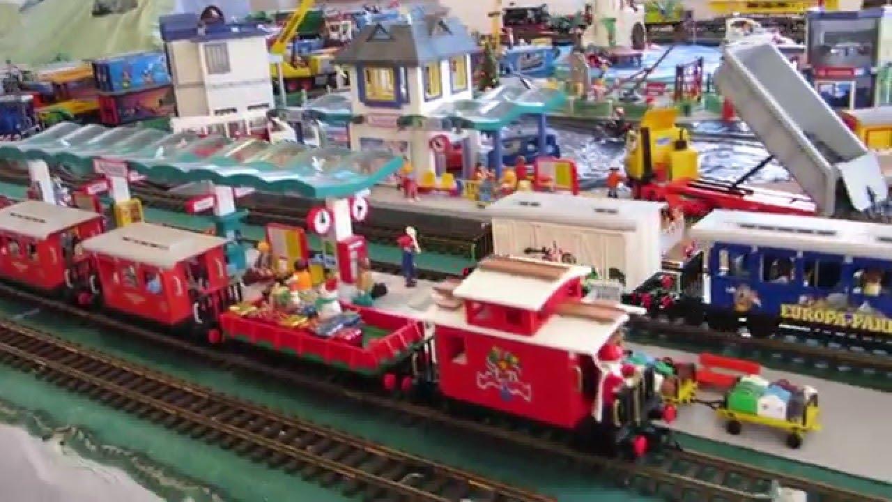 rail playmobil