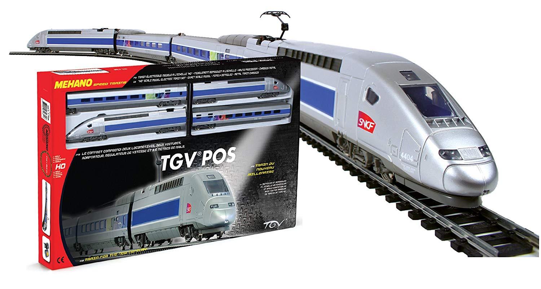 rail train electrique