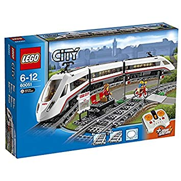 rail train lego