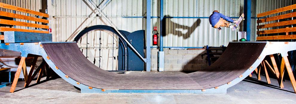rampe skate