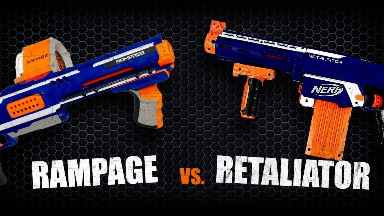 rapidstrike vs retaliator