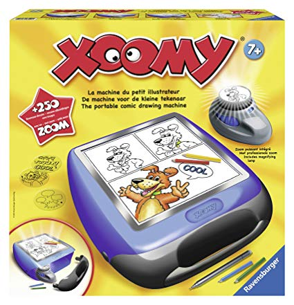 ravensburger xoomy