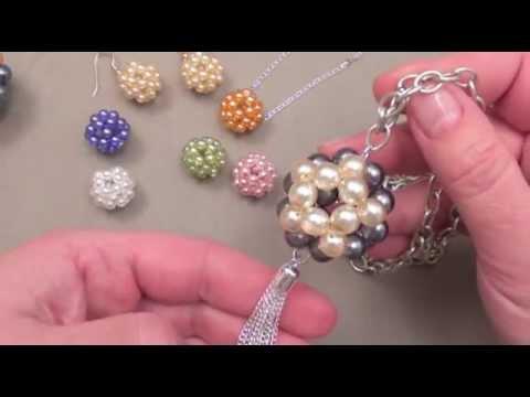 réaliser bijoux perles