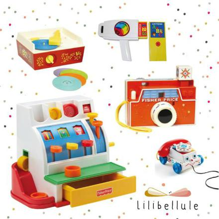 reedition fisher price