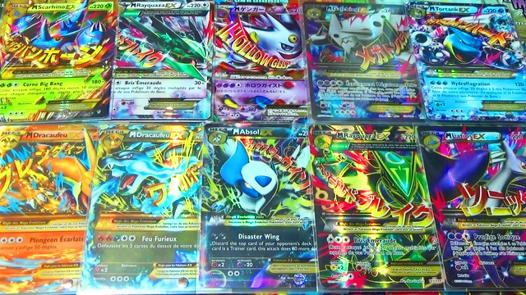 regarder carte pokemon