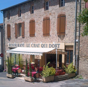 restaurant saint affrique