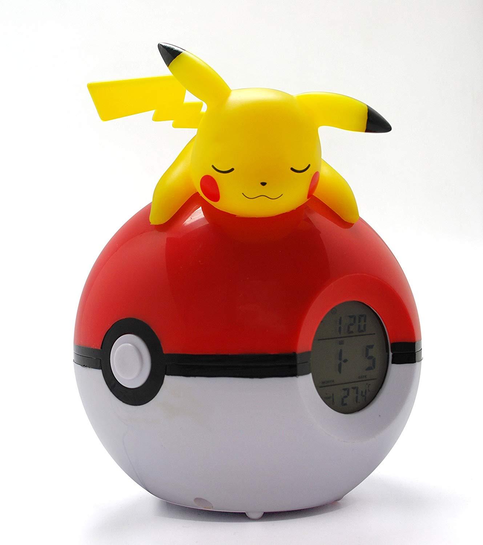 reveil pikachu