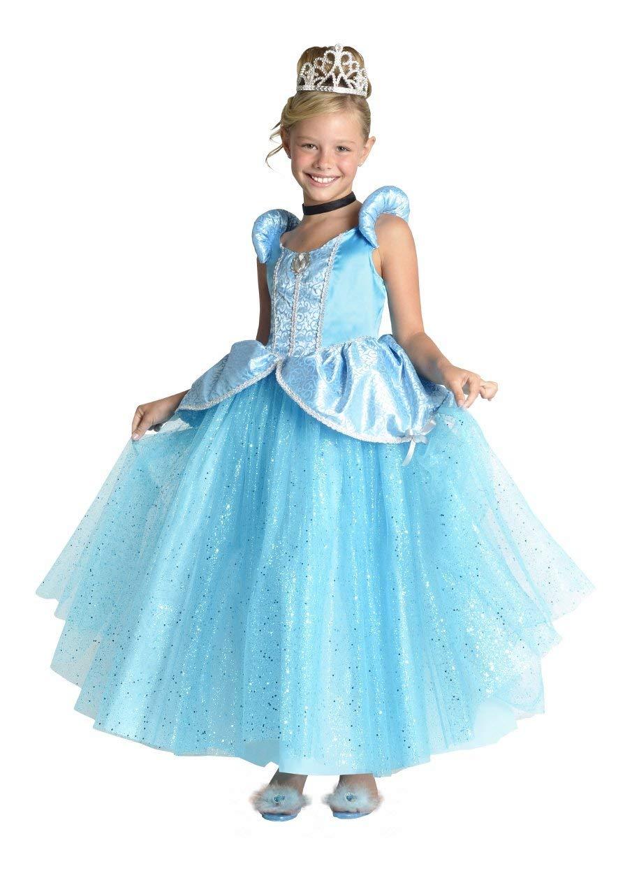 robe cendrillon fille