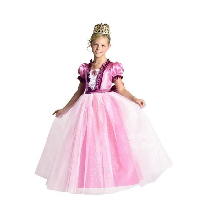 robe princesse 10 ans