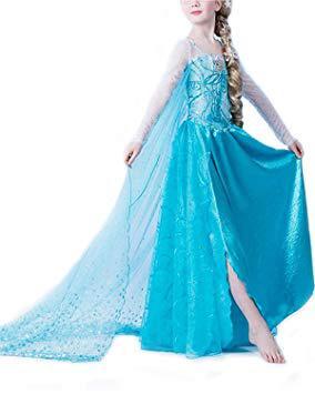 robe princesse des neiges