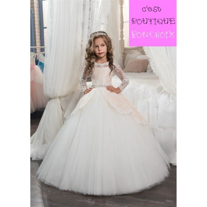 robe princesse petite fille