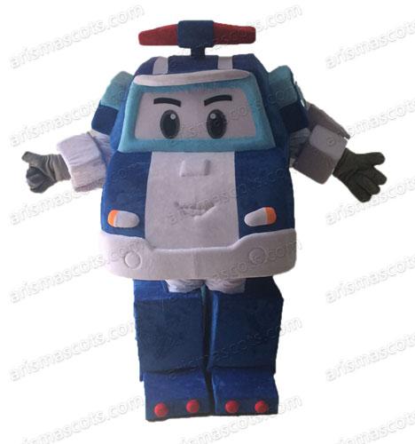 robocar poli costume