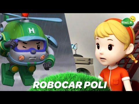 robocar poli dessin animé