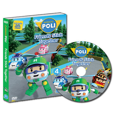 robocar poli dvd