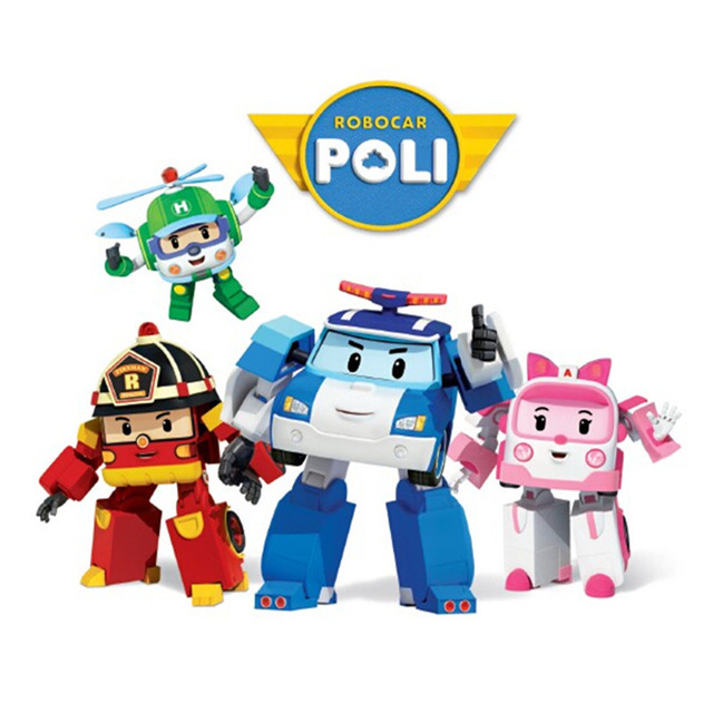 robocar poli images