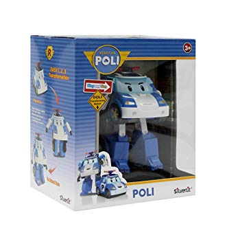 robocar poli transformable lumineux