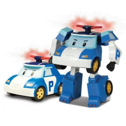 robocar poli transformable