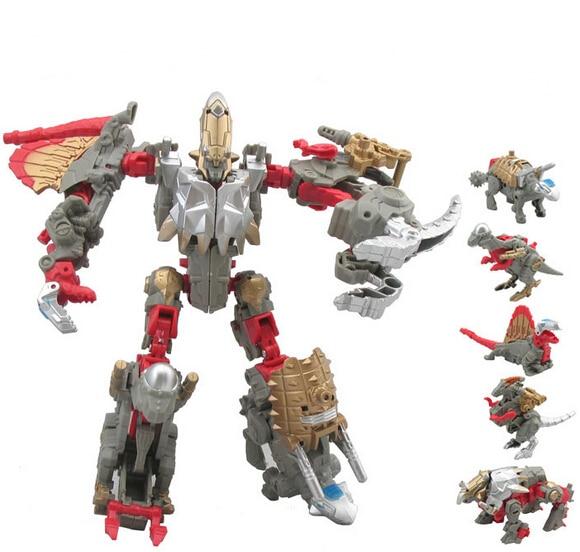 robot 5 en 1