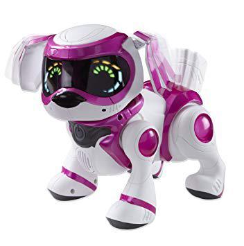 robot chien teksta puppy rose