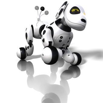 robot chien zoomer