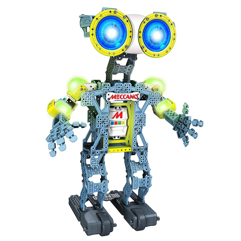 robot meccano