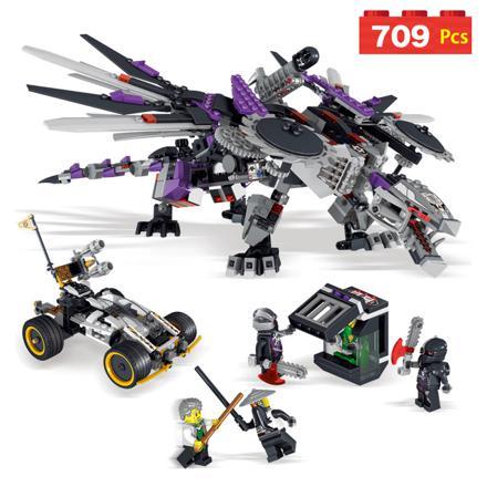 robot ninjago