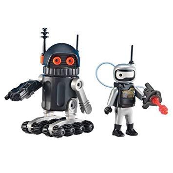 robot playmobil