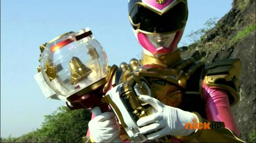 robot power rangers megaforce