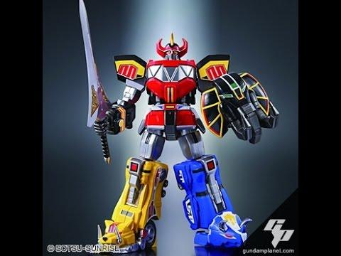 robot power rangers