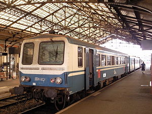 rodez aurillac train
