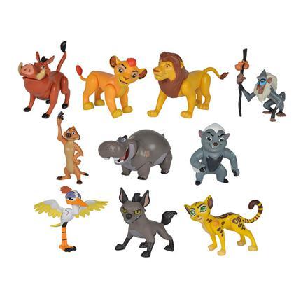 roi lion personnage