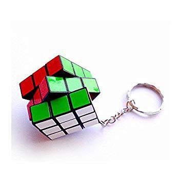 rubik's cube porte clé