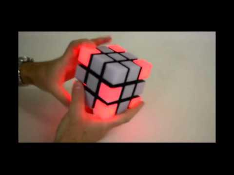 rubik's cube spark