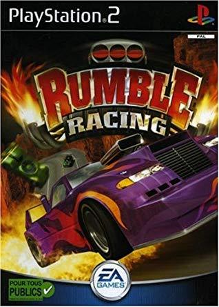 rumble jeux de voiture