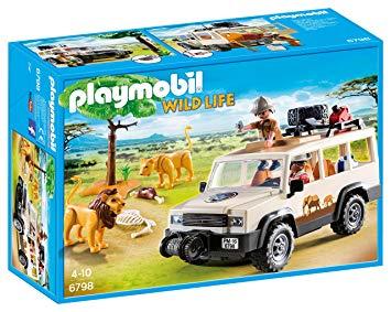 safari playmobil