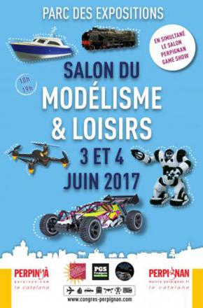 salon modelisme paris 2017