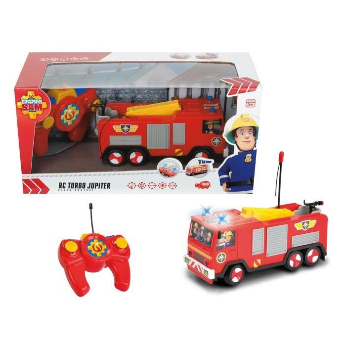 sam le pompier camion jupiter